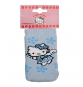 Chaussette Hello Kitty bleue petit ange iphone 3g 3gs