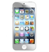 Lot de 2 films transparent Protections ecran pour iPhone 5