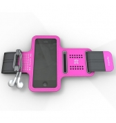 XTREMEMAC Brassard SPORTWRAP pour iPhone 5 - Pink 