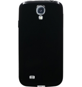 Coque semi-rigide noire pour Samsung Galaxy S4 I9500 