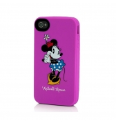 Housse silicone mickey iphone 4/4S