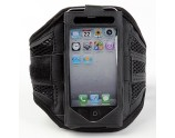 Brassard de Sports Ventilé pour iPhone 5 noir
