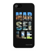 Coque CityArt Marseille by Moxie pour iPhone 5