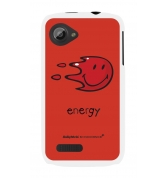 Coque motif Smiley Energy by Moxie pour Wiko Cink Slim