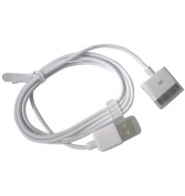 Cable iphone 3G 3GS Compatible Dock Connector vers USB