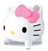 Enceinte Hi Fi Hello Kitty classic avec dock de charge iPhone 4/4S iPhone 3G/3GS iPod