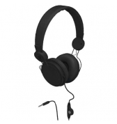 Casque Delta Colorblock noir Jack 3.5 mm
