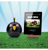 Speaker Gear4 Angry Birds Black Bird Dock iPod iPhone iPad mp3
