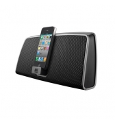 Enceinte nomade Altec Lansing iMT 630 classic noir iPhone/iPod