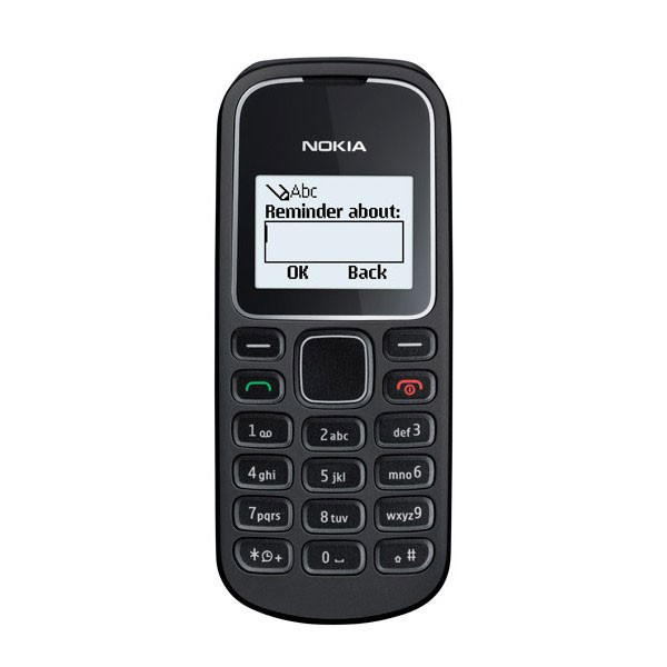 nokia 1280 t l phone portable coquediscount. Black Bedroom Furniture Sets. Home Design Ideas