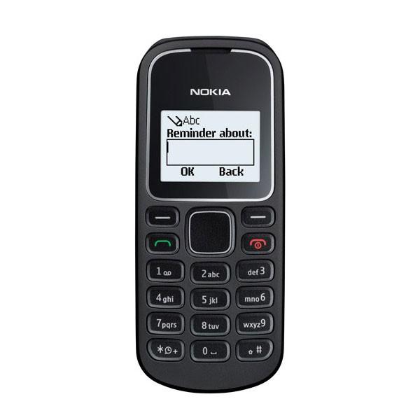 nokia 1280 t l phone portable coquediscount. Black Bedroom Furniture Sets. Home Design Ideas